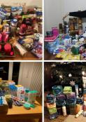 Hamburger Tafel Holiday Donation