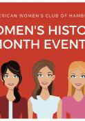 US National Women's History Month Events