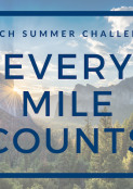 EVERY MILE COUNTS!