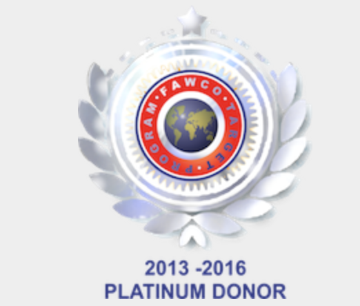 Platinum Donor